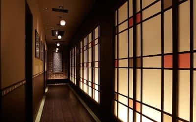 神田茶屋の店内3